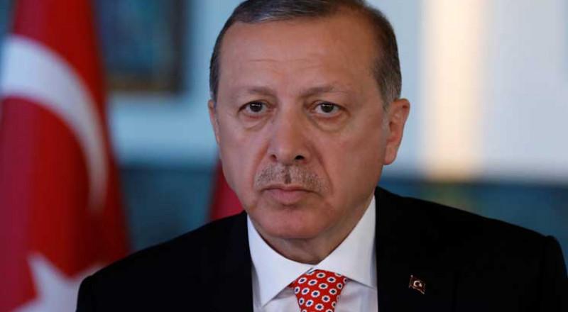 حزب العدالة والتنمية في تركيا يعلن ترشيح أردوغان لزعامته في مايو