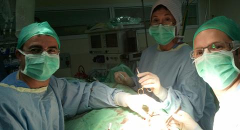 تعيين د. صقر مسعود من الجولان مدير خدمة عمليات الاذن في مستشفى صفد