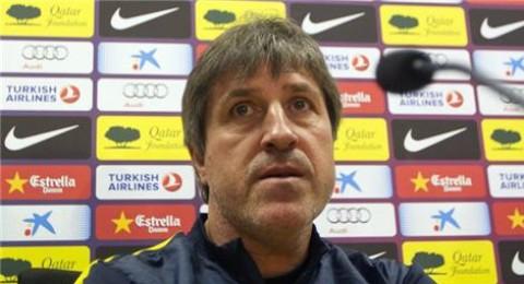 فيلانوفا قد يقود برشلونة ضد سيلتا فيغو