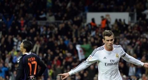 ريال مدريد يتجاوز بلد الوليد برباعية وبيل يبصم على الهاتريك