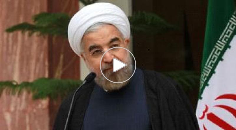 روحاني: تخصيب اليورانيوم خط أحمر بالنسبة لإيران