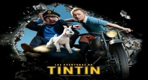 فيلم The Adventures of Tintin مدبلج