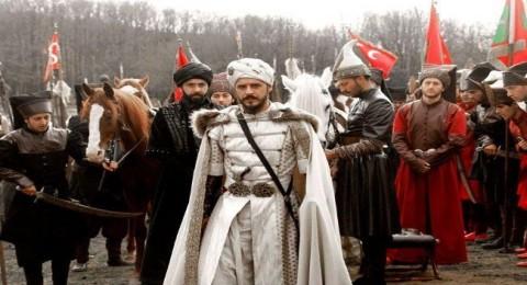 كواليس حريم السلطان