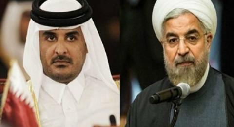 أمير قطر يرد على طلب السعودية: مستعدون لتنمية شاملة مع إيران