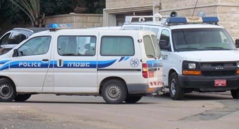 الناصرة: سطو على سائق شاحنة من قبل ملثم