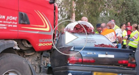أور يروك: الحكومة فشلت! بدلا من 350 قتيلا كحد أقصى بحوادث الطرق، لقي 379 شخصا حتفهم بالحوادث حتى الآن