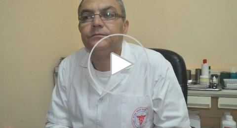 د. زرقاوي: فرق كبير بين التسمم بسبب الغذاء والتسمم بالمبيدات الكيماوية