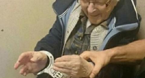 احتجاز معمرة 99عامًا بزنزانة لتحقيق أمنيتها الأخيرة
