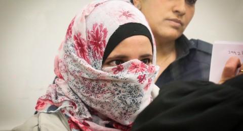 الحكم 16 عامًا على الشابة منفذة عملية الطعن في روش هعاين