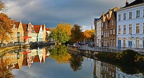 زيارة الى مدينة بروج البلجيكية