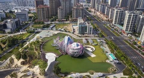 الصين تبني مدينة عملاقة تتسع لـ100 مليون نسمة