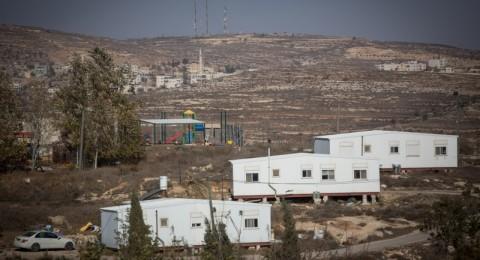"""الحكومة الفلسطينية تصف قرار إسرائيل بناء مستوطنة جديدة بـ""""التصعيد الخطير"""""""