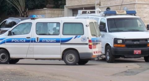 ام الفحم : اطلاق النار واصابة الشابين واعتقال المشتبة