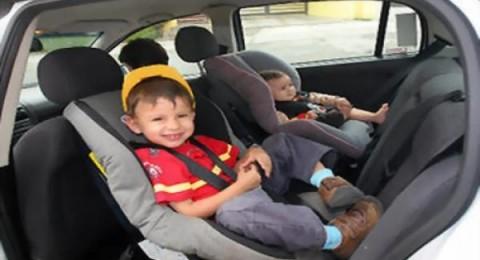 الزام أصحاب السيارات والحافلات الصغيرة بتركيب منظومة لمنع نسيان الاطفال