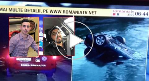 رومانيا: مصرع طالبي الطب محمد جبريل وأحمد دهامشة نتيجة حادث طرق
