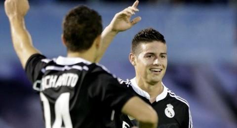تشيتشاريتو المتوهج يقود ريال مدريد لفوز ثمين على سيلتا فيغو