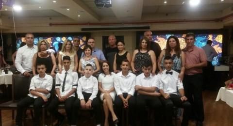 حفل تخريج الفوج الخامس من مدرسة حوار المستقلة