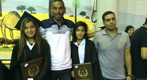 عرعرة النقب: مدرسة السلام الابتدائية تحتفل بتخريج الفوج السادس عشر من طلاب السوادس