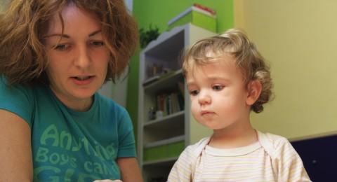 هل يعاني ابني في صف البستان من عدم ثقته بنفسه؟