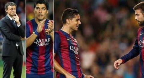 برشلونة يحرز لقب كأس كتالونيا