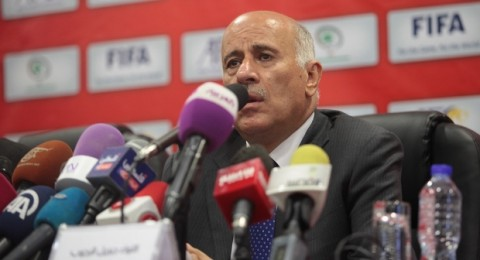 رئيس الاتحاد الفلسطيني يؤكد عدم اختيار إيران لاستضافة مباراة السعودية
