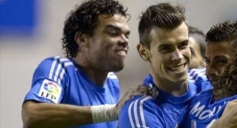 ثنائية كريستيانو تقود ريال مدريد لتخطي رايو فاليكانو