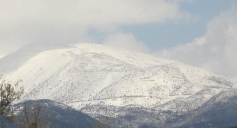 جبل الشيخ سيكون مغلقًا أمام الجمهور يوم غد الجمعة