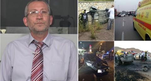 مقابل كل طفل يهودي يموت 20 عربيًا بحوادث الطرق، ومقابل كل شاب يموت 10 عرب!