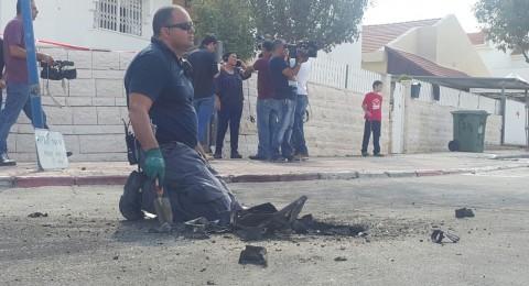 اسرائيل تشن غارات على مواقع لداعش