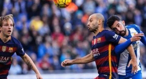 اسبانيول يُسقط برشلونة في فخ التعادل السلبي ..!