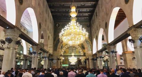 77 مستوطنا يقتحمون الاقصى في اليوم الثاني من رمضان