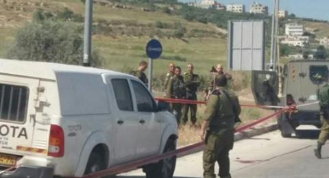 إطلاق النار على فتاة فلسطينية قرب جنين بدعوى طعن جندي