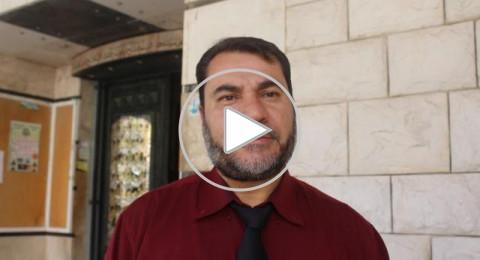الشيخ ضياء ابو احمد يستنكر حادثة مصر الارهابية ويتحدث عن رمضان