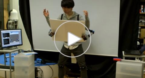 باحثون يابانيون يكشفون عن ذراع روبوتية ثورية