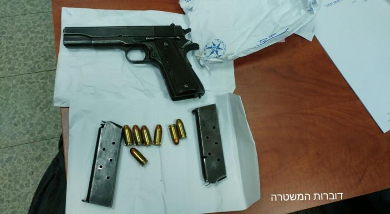 عميل سري يوقع بعشرات تجار المخدرات والسلاح العرب واليهود