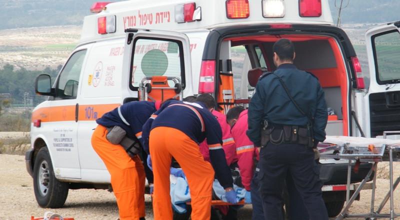 كتسرين: انفجار في ورشة حفريات واصابة عامليّن بجروح