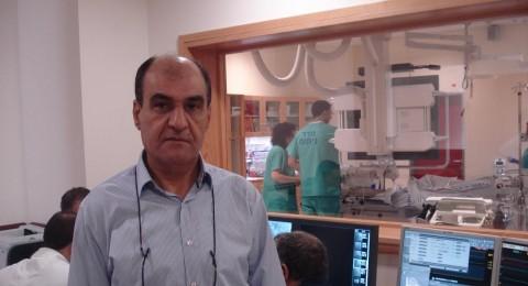 د. محمد عمري: جيل الاصابة بالجلطة القلبية لدى العرب اقل بـ 9 سنوات تقريبا