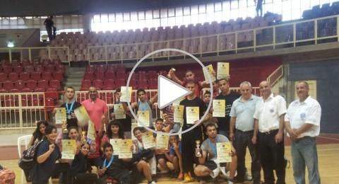 جمعية الكيك بوكس – سخنين تحقق انجازات مشرفة في بطولة البلاد