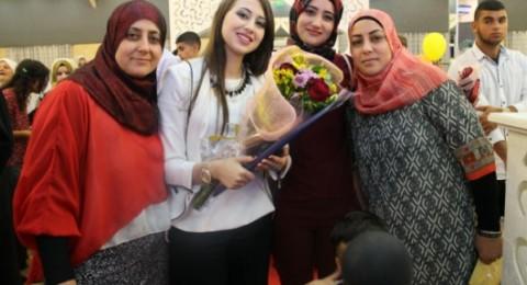 الثانوية الجديدة كفر قاسم تحتفل بتخريج فوجها الثالث
