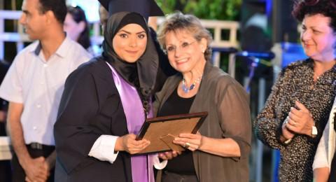 عكا: احتفال مهيب بتخرج الفوج الـ 44  في مدرسة اورط