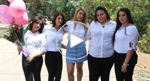 الشيخ دنون: مدرسة السلام المشتركة تخرج باقة جميلة من طلابها