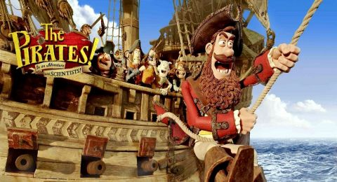 عصابة القراصنة - The Pirates Band Of Misfits مدبلج للعربية