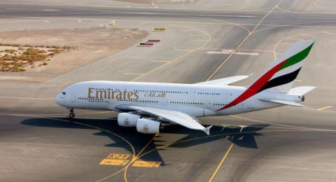 طيران الإمارات تكشف عن الصالون الجوي الجديد