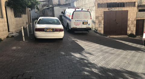 ام الفحم: إصابة طفل اثر سقوطه من علو
