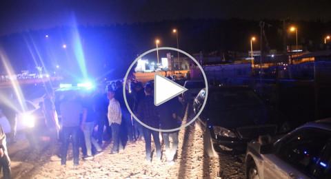 عارة: الشرطة تقتحم خيمة الحرية والكرامة وتستفز الحضور