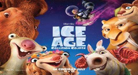 العصر الجليدي: مسار التصادم مدبلج Ice Age: Collision Course