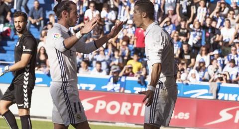 رسميًا: ريال مدريد يمدد عقد غاريث بيل حتى 2022