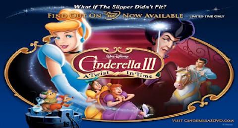 سندريلا 3 عودة الزمن Cinderella 3 a twist in time - مدبلج
