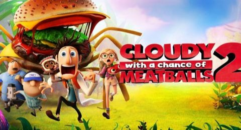 2 cloudy with a chance of meatballs - مدبلج