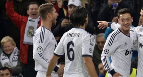 ريال مدريد يكسح غلطة سراي بثلاثية